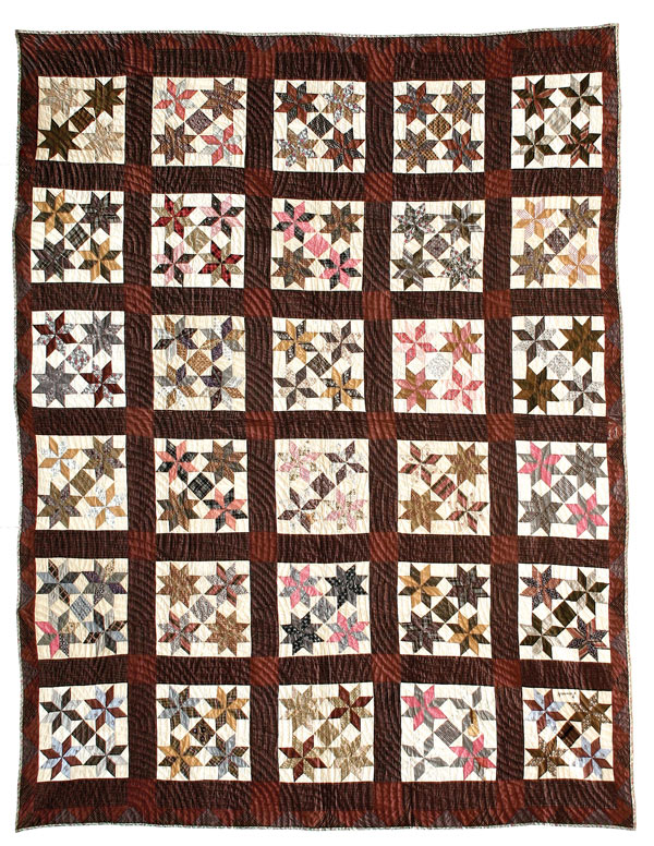 George Bower's Bachelor Quilt