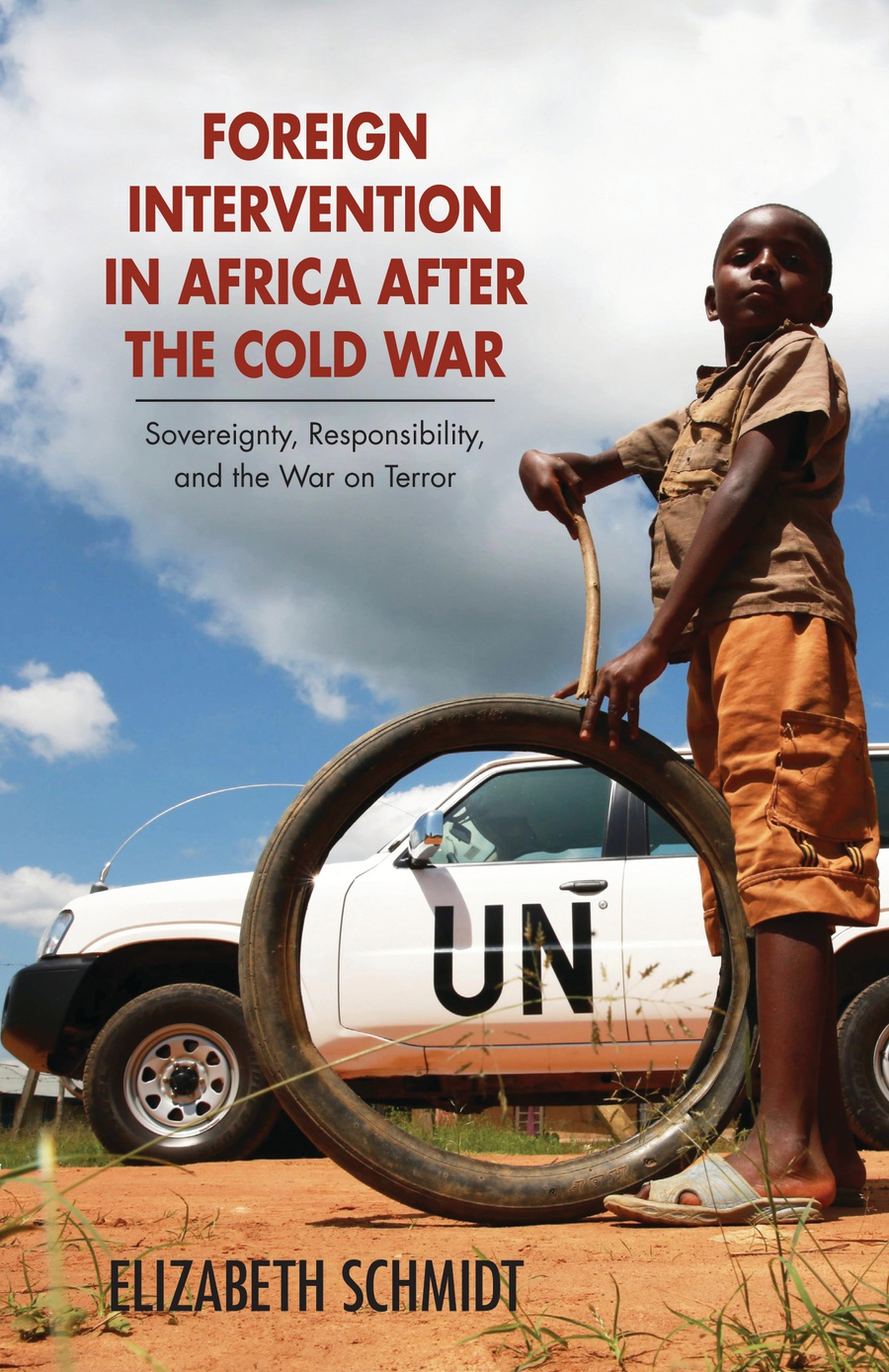Africa in the Cold War: A Preliminary Bibliography