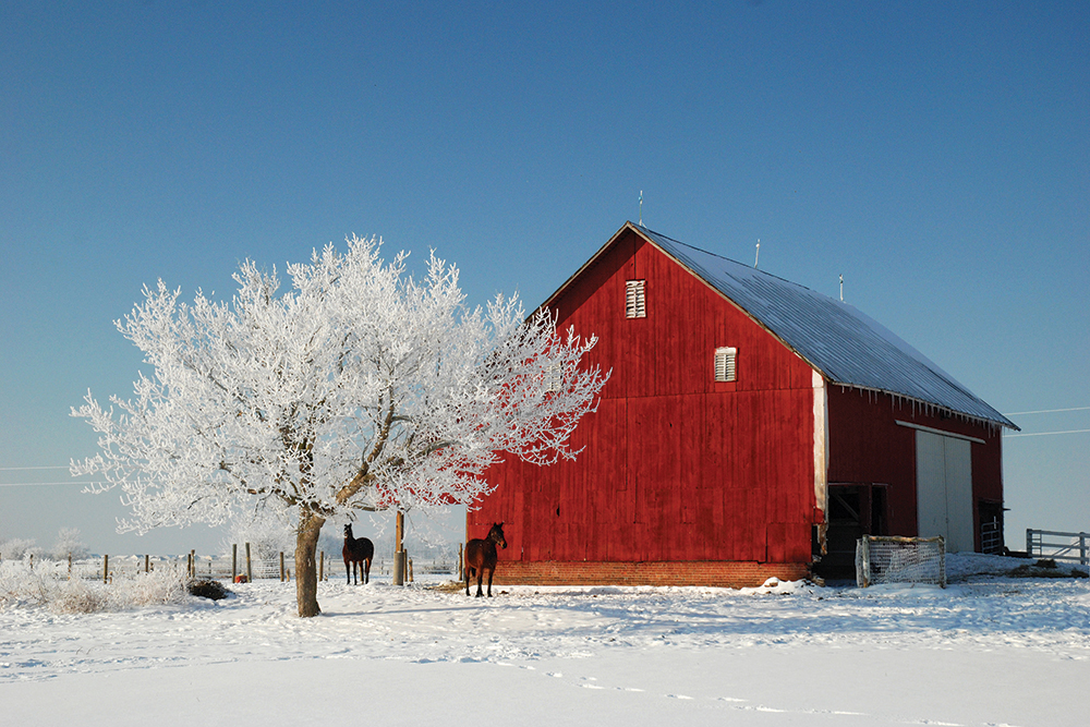 Red Barn (Franklin County)