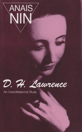 Cover of 'D. H. Lawrence'