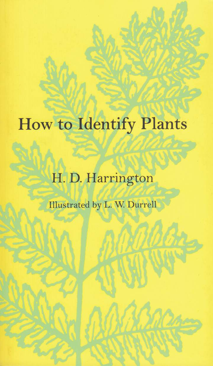 Cover of 'How to Identify Plants'