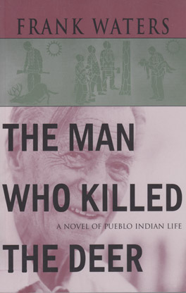 Cover of 'The Man Who Killed the Deer'