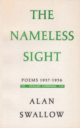 Cover of 'The  Nameless Sight'