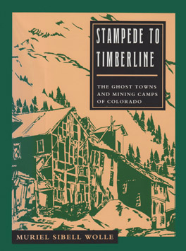 Cover of 'Stampede to Timberline'