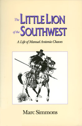 Cover of The Little Lion of the Southwest