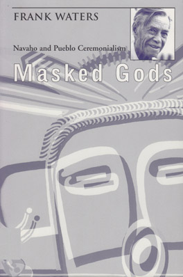 Cover of 'Masked Gods'