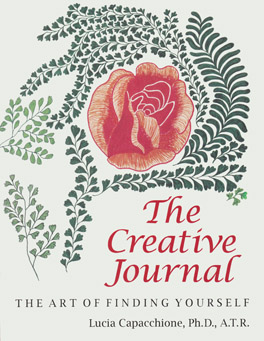 Cover of 'The Creative Journal'