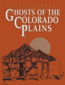 Cover of 'Ghosts of the Colorado Plains'