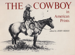 Cover of The Cowboy in American Prints
