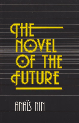 Cover of 'Novel of the Future'