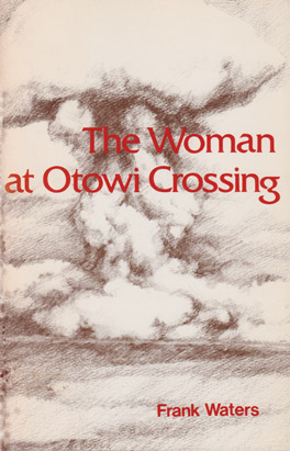 Cover of 'The Woman at Otowi Crossing'