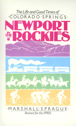 Cover of 'Newport in the Rockies'