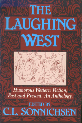 Cover of 'The Laughing West'