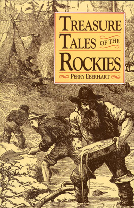 Cover of Treasure Tales of the Rockies