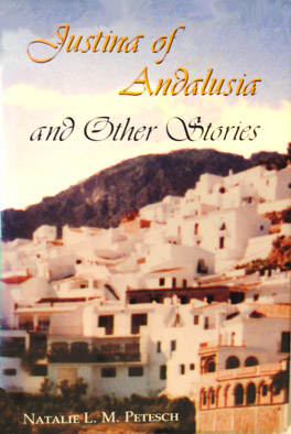 Cover of 'Justina of Andalusia'