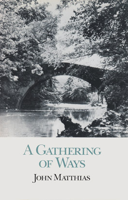 Cover of 'A Gathering of Ways'