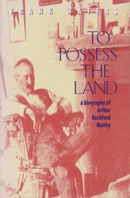 Cover of 'To Possess the Land'