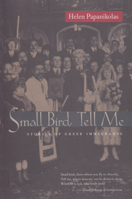 Cover of Small Bird, Tell Me