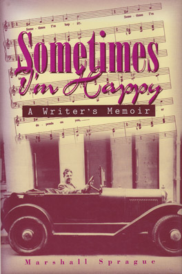 Cover of 'Sometimes I'm Happy'