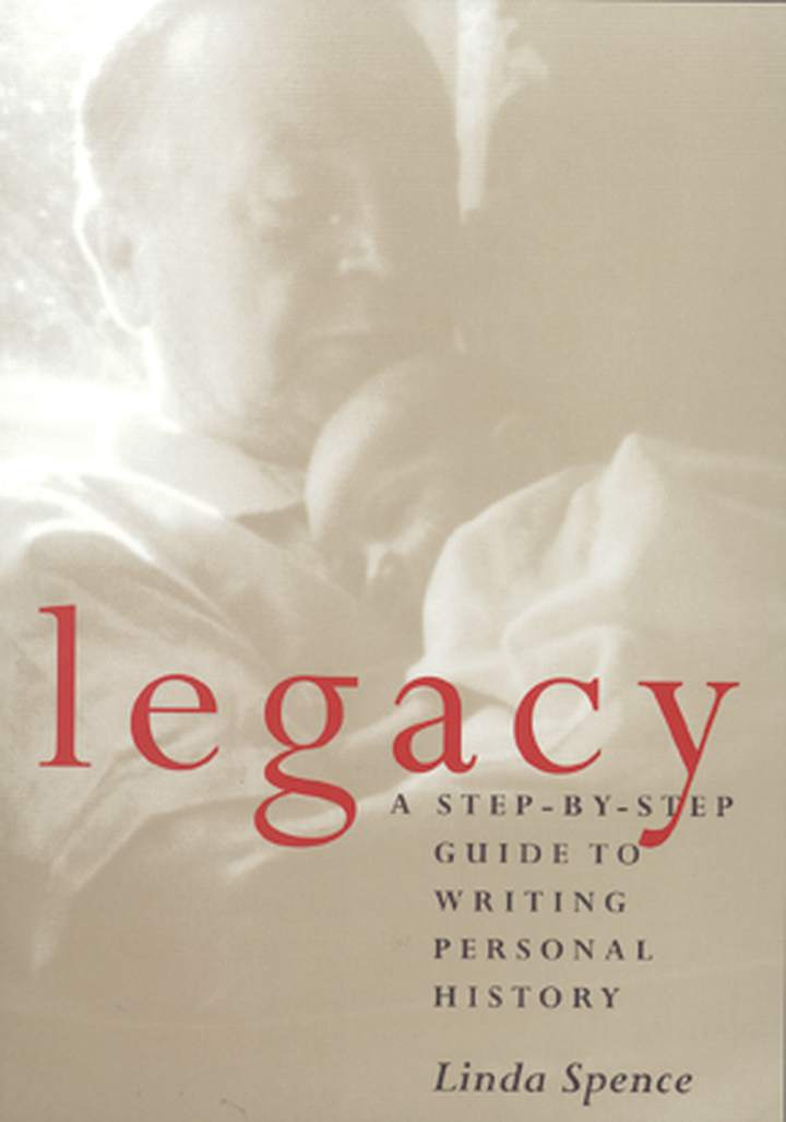 Cover of 'Legacy'