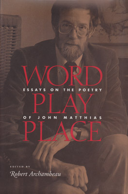 Cover of Word Play Place