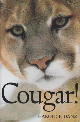 Cover of 'Cougar!'