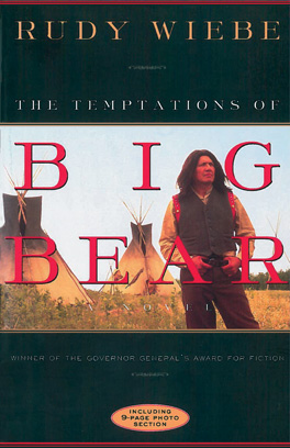 Cover of 'The Temptations of Big Bear'
