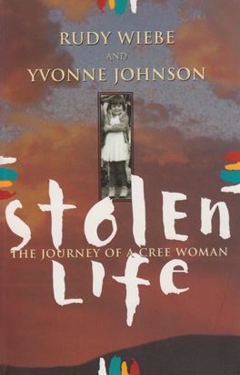 Cover of 'Stolen Life'