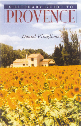Cover of 'A Literary Guide to Provence'