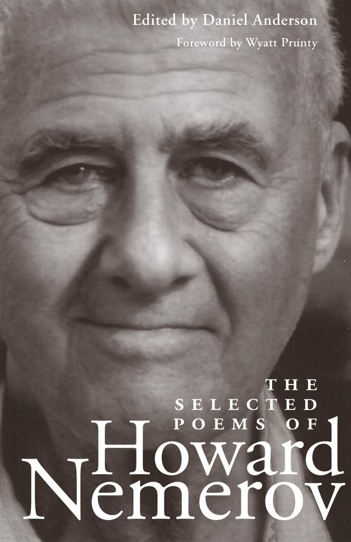 Cover of 'The Selected Poems of Howard Nemerov'