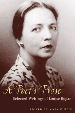 Cover of 'A Poet's Prose'