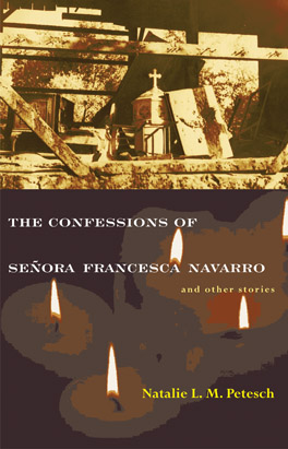 Cover of 'The Confessions of Señora Francesca Navarro and Other Stories'