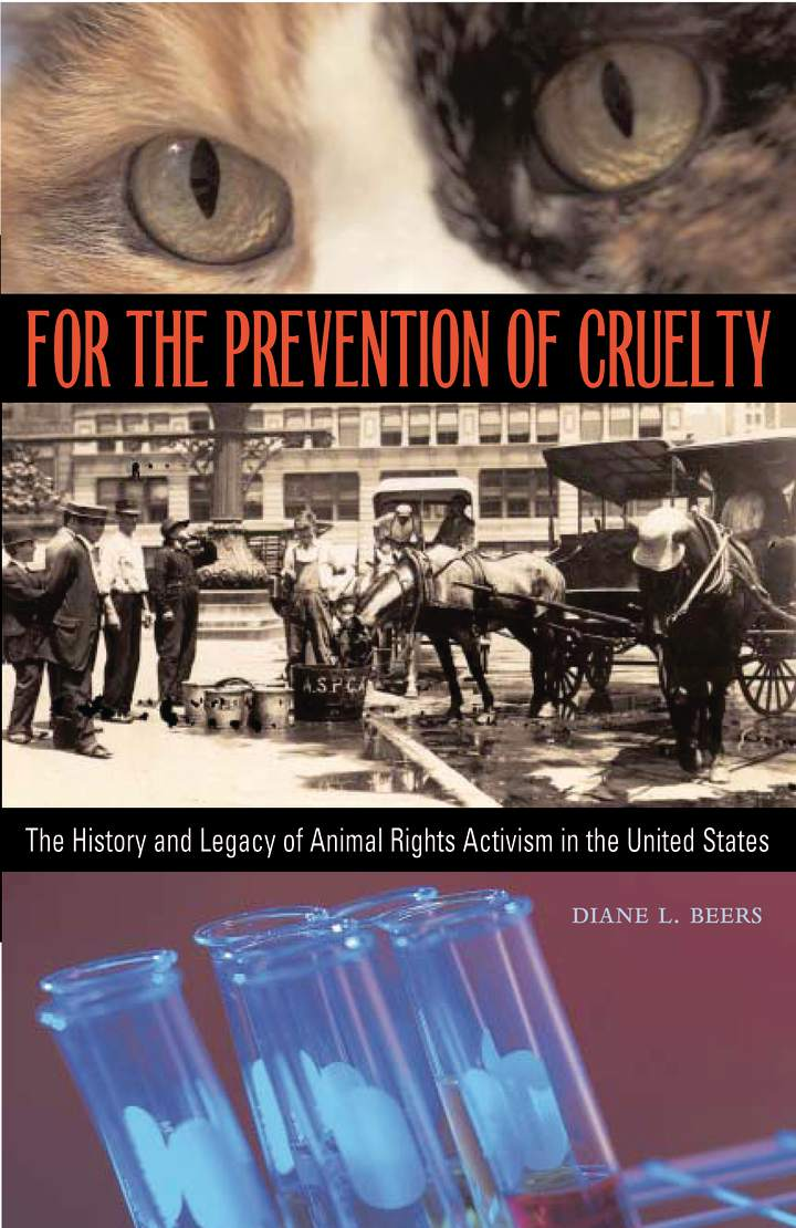 Cover of For the Prevention of Cruelty