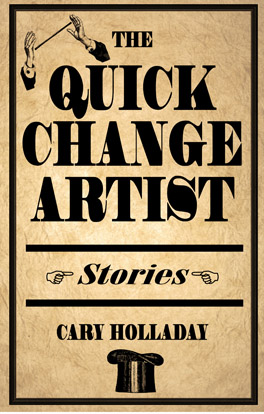 Cover of The Quick-Change Artist