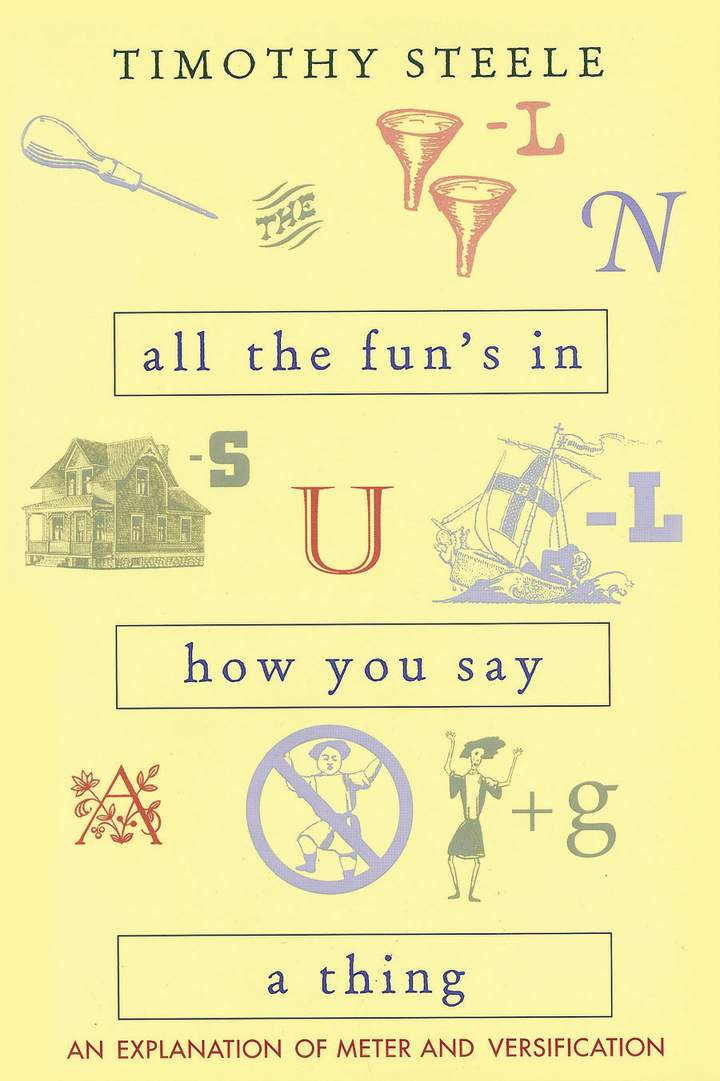 Cover of All the Fun's in How You Say a Thing