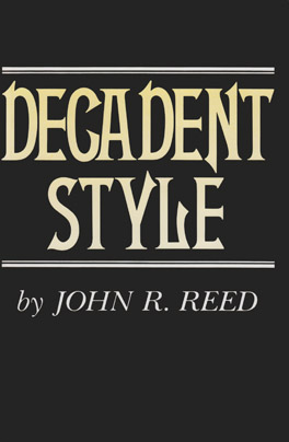 Cover of Decadent Style