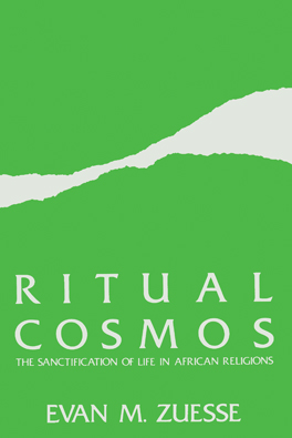 Cover of 'Ritual Cosmos'