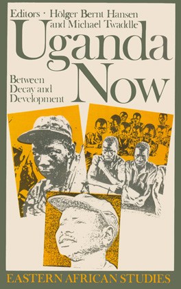 Cover of 'Uganda Now'