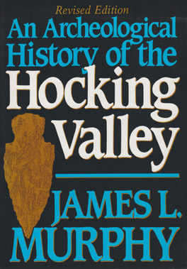 Cover of 'An Archeological History of the Hocking Valley'