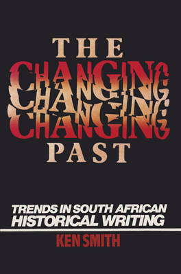 Cover of 'The Changing Past'