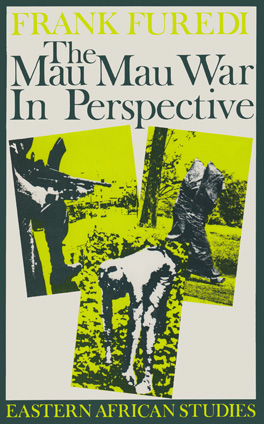 Cover of 'The Mau Mau War in Perspective'