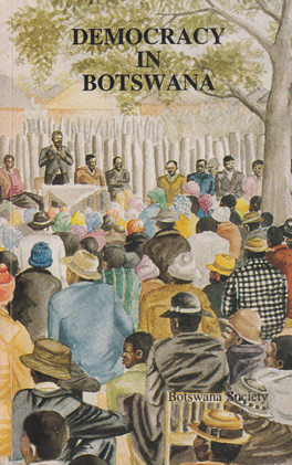 Cover of 'Democracy in Botswana'