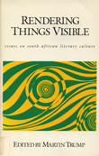 Cover of 'Rendering Things Visible'