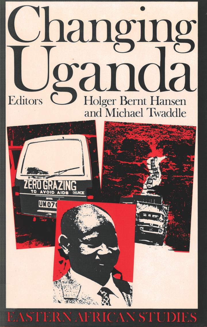Cover of 'Changing Uganda'