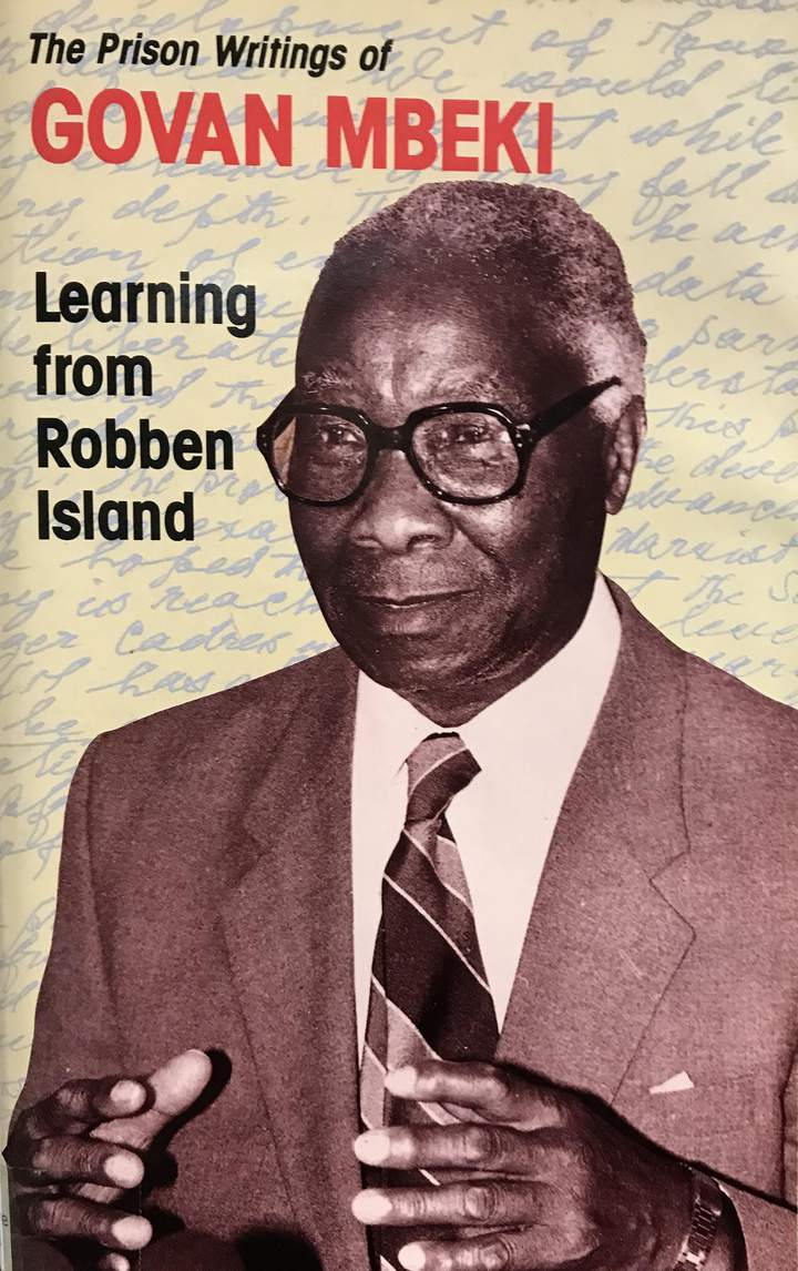 Cover of 'Learning from Robben Island'
