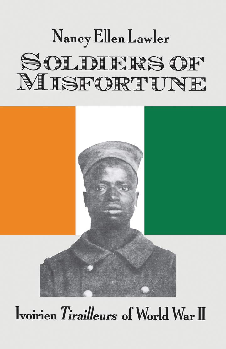 Cover of 'Soldiers of Misfortune'