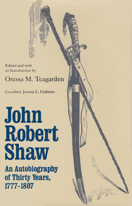 Cover of John Robert Shaw