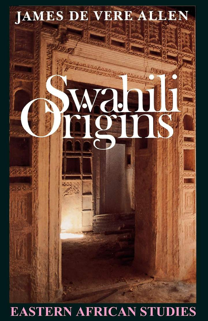 Cover of 'Swahili Origins'