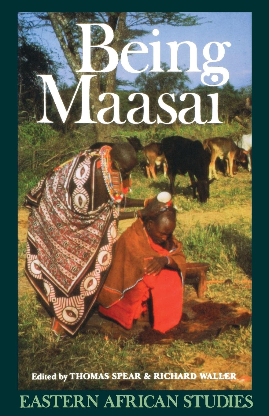 Cover of 'Being Maasai'