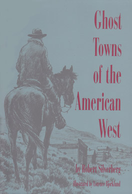 Cover of Ghost Towns of the American West
